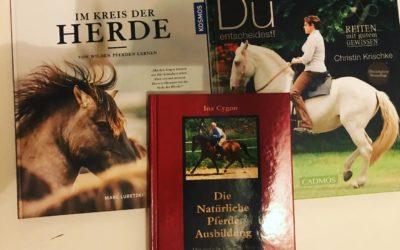 Buchtipps für Pferdefreunde